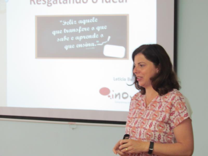 Colégio dos Santos Anjos - Formação de Educadores