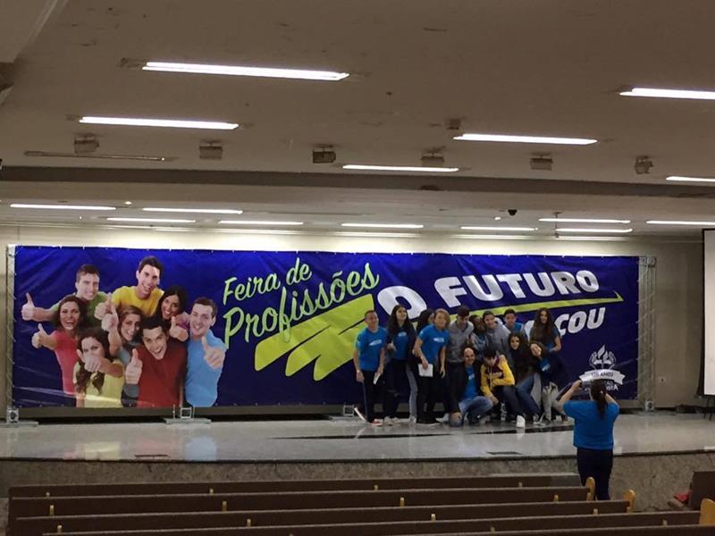 Associação Paulistana - 2ª  Feira de Profissões