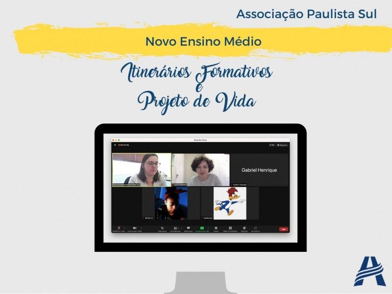 Associação Paulista Sul - Novo Ensino Médio