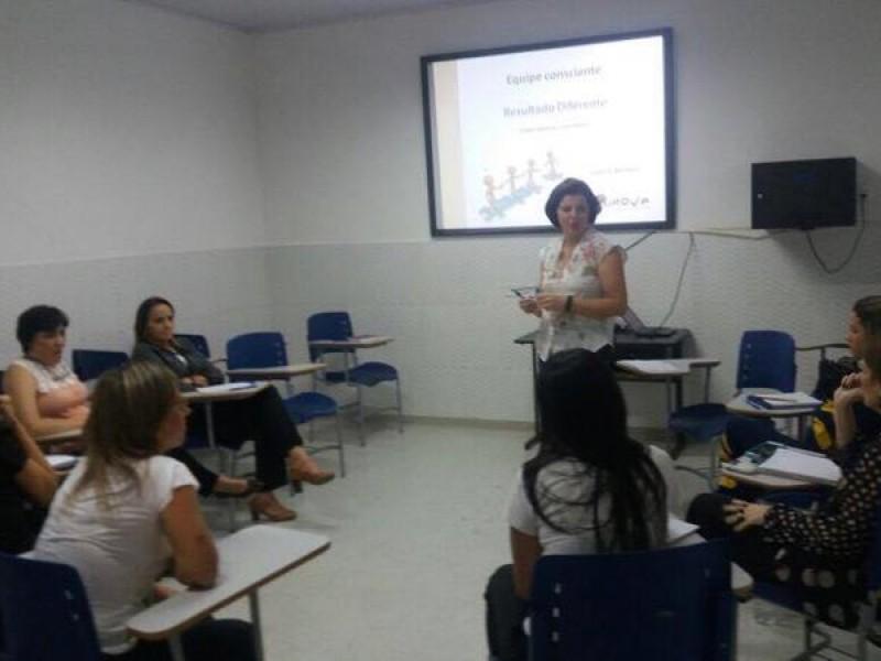 Colégio Novo Espaço - Gente em formação: Inteligência Emocional