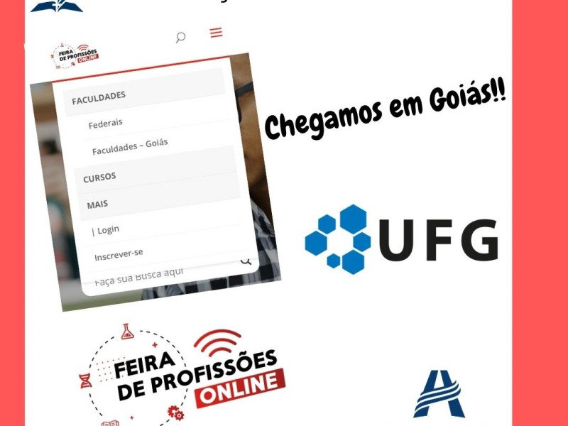Colégio Goianiense Adventista - Feira de Profissões on-line