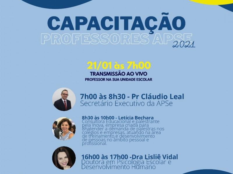 APSE - Associação Paulista Sudeste - Capacitação 2021