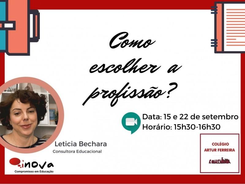 Colégio Artur Ferreira - Orientação Profissional