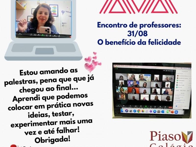 Colégio Piaso - Formação de Educadores