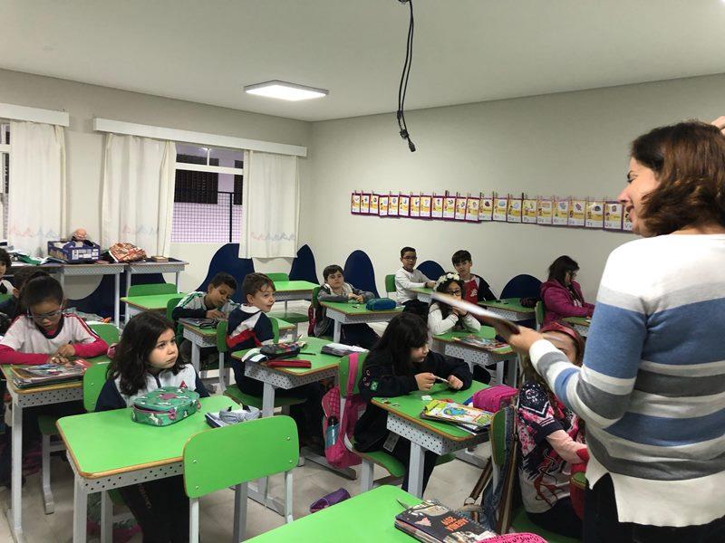 Colégio Castro Alves - Comunicação