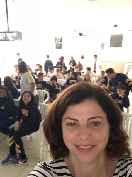 Colégio Novo Espaço - Gente em formação: Redes sociais alunos