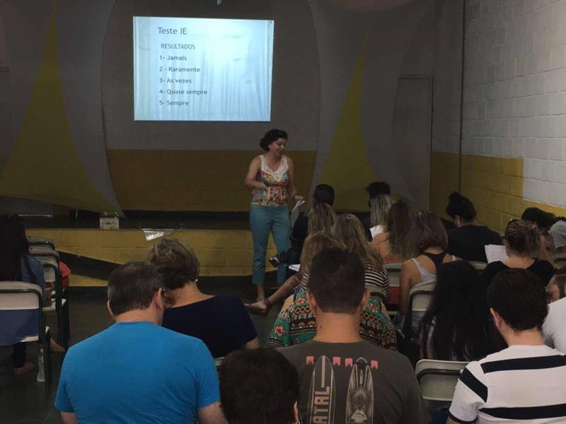 Colégio Atibaia - Formação de Educadores: Inteligência Emocional