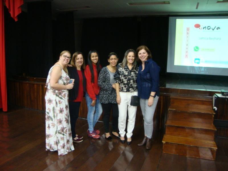 Colégio Castro Alves - Formação de Educadores: Afetividade