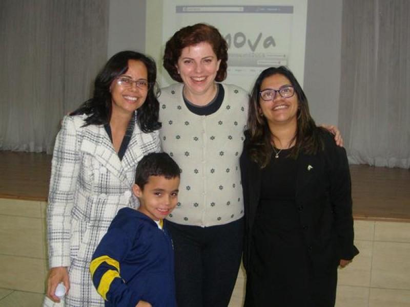 Colegio Novo Espaço -  Escola de Pais: Hábitos e organização