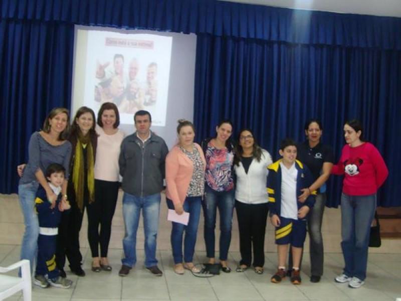 Colégio Novo Espaço - Escola de Pais: AutoEstima