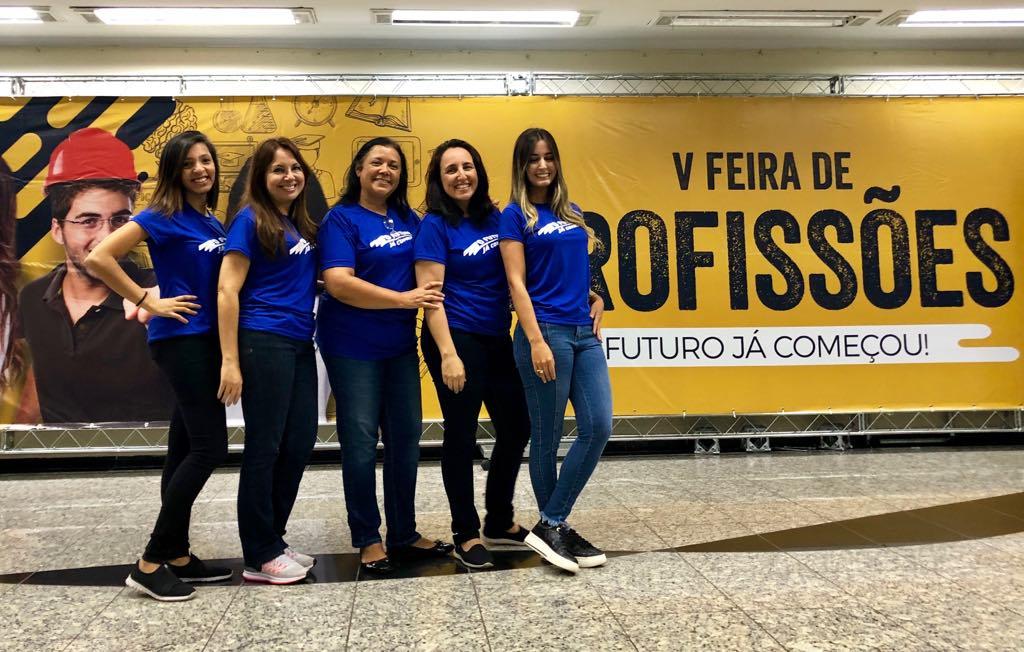 Colégio Adventista Liberdade -Feira de Profissões - Paulistana 2019