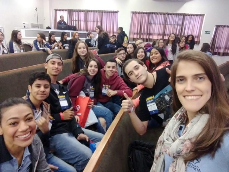 3º Feira de Profissões Colégio Adventista de Santo André -Associação Paulista Sudeste