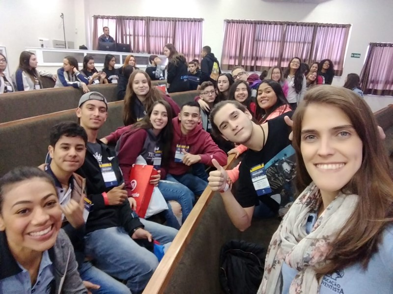 3º Feira de Profissões Colégio Adventista de Santo André