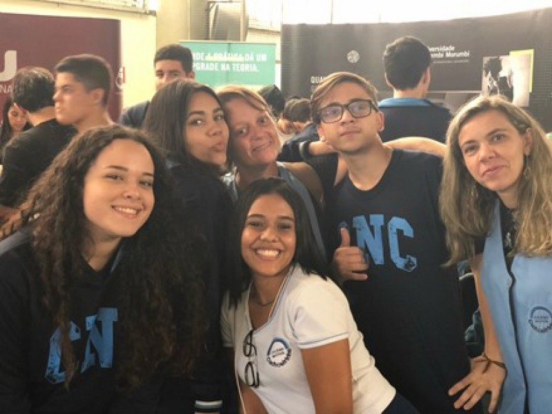 2º Ciclo de Vivências Profissionais do Colégio Nova Cachoeirinha - CNC