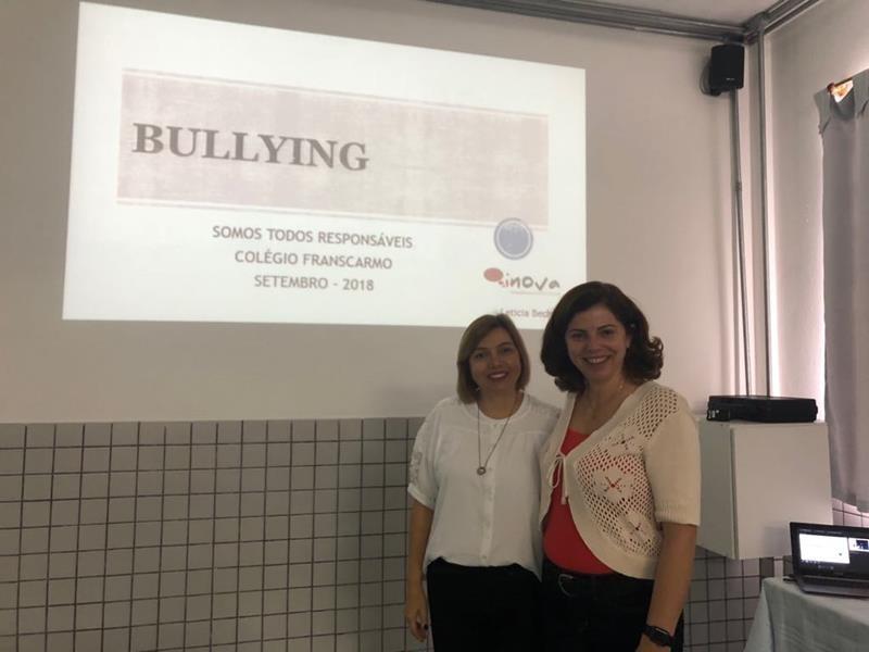 Colégio Franscarmo - Gente em formação - Bullying