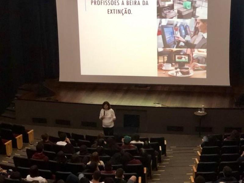 Colégio Jardim São Paulo - Cataguases - Escolha Profissional