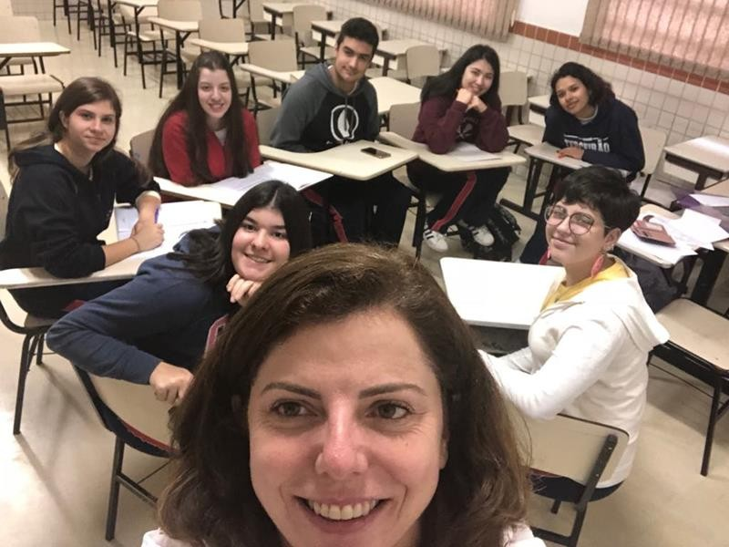 Colégio Jardim São Paulo - Teste de Orientação Profissional