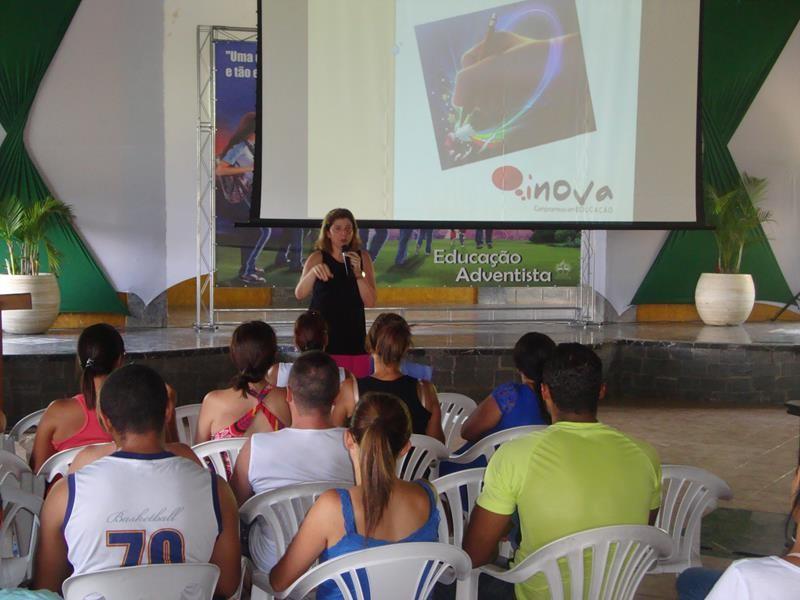 Associação Paulista Leste -  Formação de Educadores: Métodos Criativos