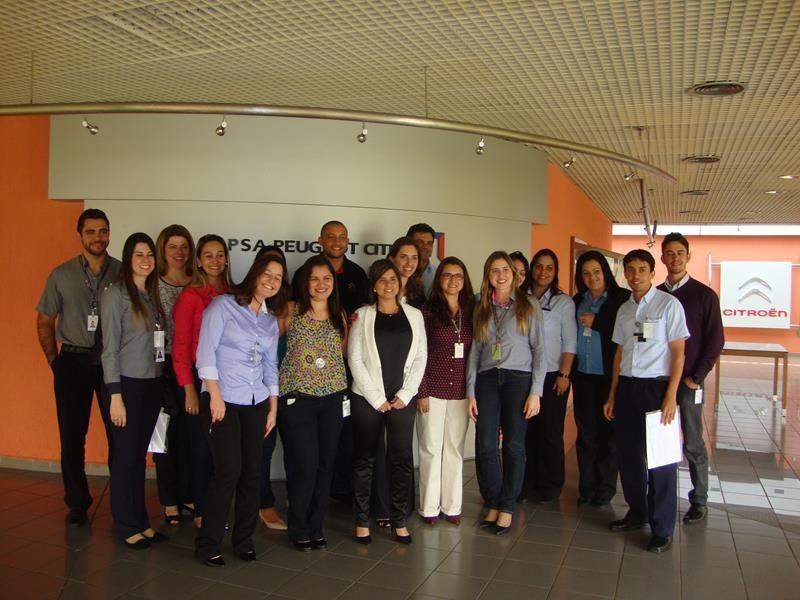 Formação de Educadores: Projeto Formare: GRUPO PSA / RJ