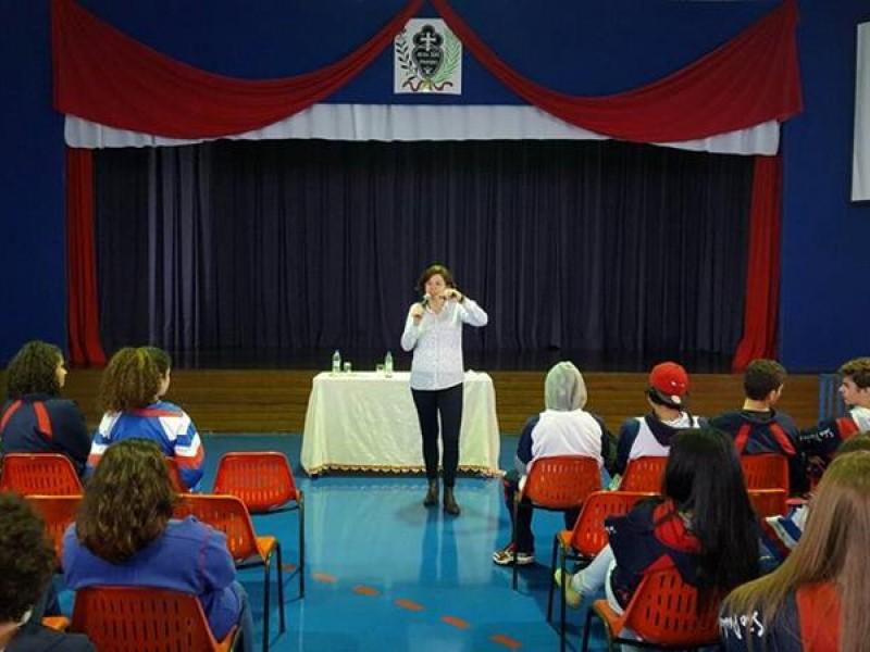 Colegio Passionista São Paulo da Cruz - Escolha Profissional