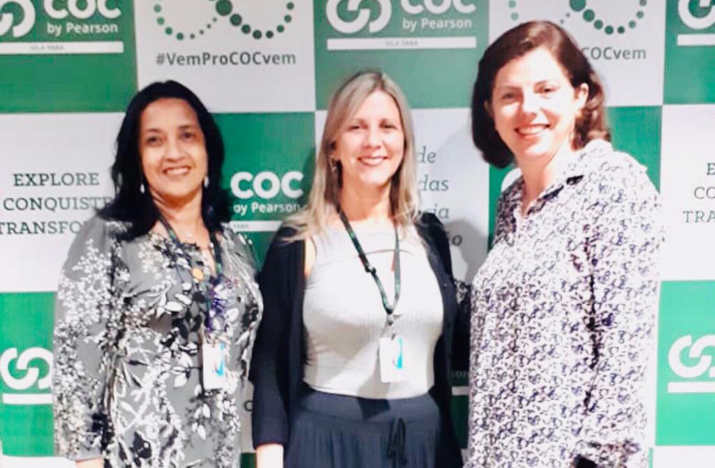 Colégio COC Vila Yara: Escola de Pais: Redes Sociais: Uso consciente
