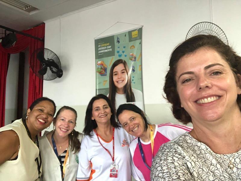 Colégio Castro Alves - Projeto Emoções
