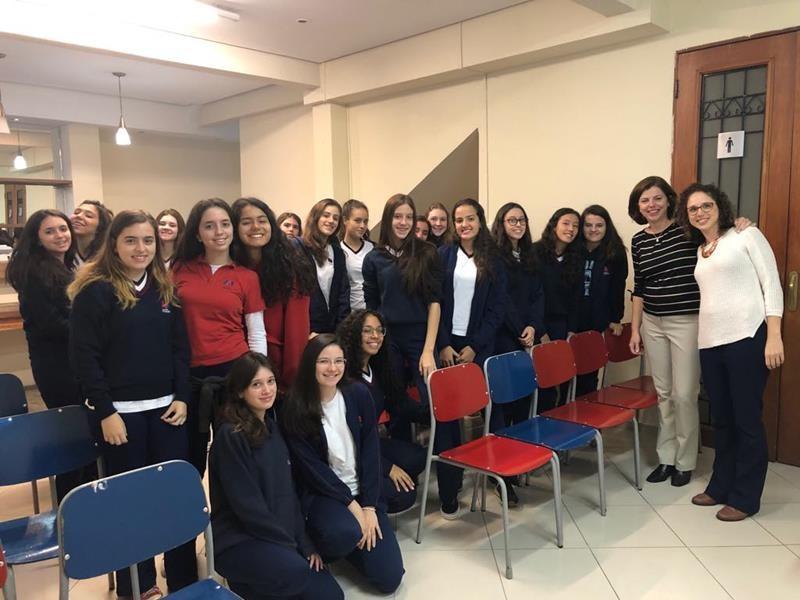 Colégio Catamarã: Teste de Orientação Profissional