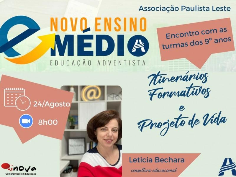 Associação Paulista Leste - Novo Ensino Médio