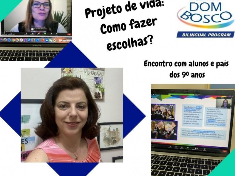 Colégio Dom Bosco - Projeto de Vida