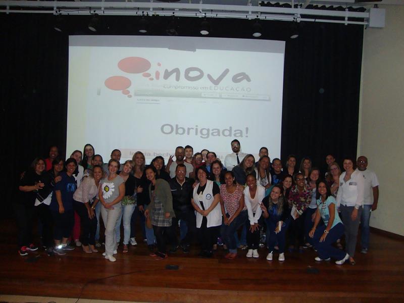 Colégio Nova Cachoeirinha - Formação de Educadores